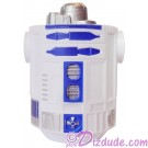 White & Blue Astromech Droid Body ~ Series 2 from Disney Star Wars Build-A-Droid Factory