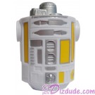 White & Yellow Astromech Droid Body ~ Series 2 from Disney Star Wars Build-A-Droid Factory