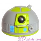 Gray Astromech Droid Dome ~ Series 2 from Disney Star Wars Build-A-Droid Factory
