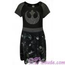 Rebel Alliance Adult Logo Dress - Disney Star Wars © Dizdude.com