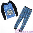 Disney Star Wars Character Youth 2 Piece Pajama Set