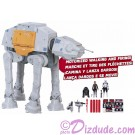 Remote Controlled Motorized Walking & Firing Imperial AT-ACT Nerf Playset with 3 Figures ~ Disney Star Wars Rogue One © Dizdude.com