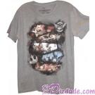 Rogue One Red Leader Adult T-Shirt (Tshirt, T shirt or Tee) - Disney's Star Wars © Dizdude.com