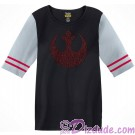 Rogue One Rhinestone Rebel Adult Shirt - Disney's Star Wars © Dizdude.com