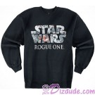 Rogue One Logo Adult Sweatshirt - Disney's Star Wars