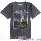 Disney Star Wars: A New Hope Adult T-Shirt (Tshirt, T shirt or Tee) © Dizdude.com