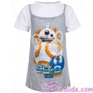 BB-8 Astromech Droid Youth Tank T-Shirt - Disney Star Wars