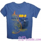 Star Wars BB-8 Astromech Droid Youth T-Shirt