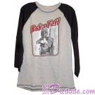 Boba Fett Long Sleeved Adult Shirt - Disney Star Wars © Dizdude.com