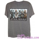 Bounty Hunters Adult T-Shirt - Disney Star Wars