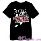 Disney Star Wars Death Star Destroyed My Homework Youth T-Shirt (Tshirt, T shirt or Tee) © Dizdude.com