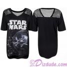 Disney Star Wars The Empire Strikes Back Mesh Adult T-shirt (Tee, Tshirt or T shirt) © Dizdude.com