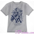 The Empire Strikes Back Sketch Adult T-Shirt (Tshirt, T shirt or Tee) - Disney's Star Wars © Dizdude.com