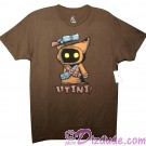 Jawa UTINI! Adult T-Shirt (Tshirt, T shirt or Tee) - Disney's Star Wars © Dizdude.com