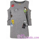Disney Star Wars Star Tots Character Fashion Patches Top