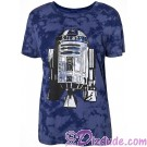 Disney Star Wars R2-D2 Bling Adult T-shirt