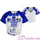 R2-D2 Ladies Top - Disney's Star Wars © Dizdude.com