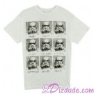 "Disney Star Wars Stormtrooper Expressions ~ ""Today I Am"" Youth T-Shirt (Tshirt, T shirt or Tee) © Dizdude.com"