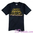 Star Wars Title Adult T-Shirt (Tshirt, T shirt or Tee) - Disney's Star Wars © Dizdude.com