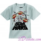 Disney Star Wars X-Wing Pew Pew Toddler T-Shirt