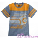 BB-8 Keep It Moving Youth T-Shirt (Tshirt, T shirt or Tee) - Disney's Star Wars The Force Awakens  © Dizdude.com