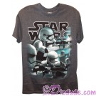 Side Steppers Adult T-Shirt from Disney Star Wars: The Force Awakens