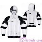 Disney Star Wars Episode VIII: The Last Jedi Executioner all Over Print Costume Hoodie © Dizdude.com