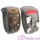 Star Wars: The Last Jedi Chewbacca & Porgs Graphic Magic Band 2