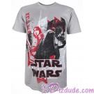 Kylo Ren Adult T-Shirt - Disney Star Wars Episode VIII: The Last Jedi