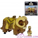 Tusken Raider With Bantha Motorized Walking Action Figure ~ Disney World Star Wars Exclusive - Not available elsewhere