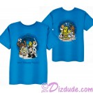 Walt Disney World Star Wars Character Youth T-Shirt (Tshirt, T shirt or Tee) Printed Front & Back © Dizdude.com