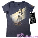 Official Disney Star Wars Episode VIII: The Last Jedi - Exclusive - Rey Adult T-Shirt (Tshirt, T shirt or Tee) © Dizdude.com