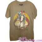 Disney Star Wars Bounty Hunter Boba Fett Adult T-Shirt © Dizdude.com