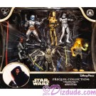 Star Wars Prequel Collection Collectible Figures ~ Disney Star Wars Weekends 2015