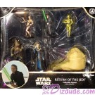Star Wars Return of the Jedi Collectible Figures ~ Disney Star Wars Weekends 2015