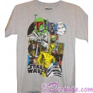 Disney Star Wars Youth T-Shirt (Tshirt, T shirt or Tee) © Dizdude.com