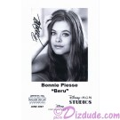 Bonnie Piesse who played Beru Presigned Official Star Wars Weekends 2007 Celebrity Collector Photo © Dizdude.com