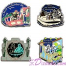 Star Wars in the Park Booster Pin Set