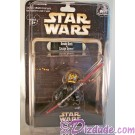 Official Disney Star Wars Weekend 2012 Donald Duck as Savage Opress Action Figure ~ Limited Edition of 2012 individually numbered