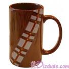 Chewbacca Disney Star Wars Character Mug © Dizdude.com