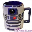R2-D2 Disney Star Wars Character Mug © Dizdude.com