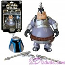 Bad Pete as Jango Fett Star Tours Action Figure Individually Numbered Limited Edition 2002