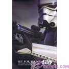 Disney Star Wars Weekends 2015 Week 4 Stormtrooper Passholder Poster Event Exclusive