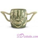 Yoda Disney Star Wars Character Mug © Dizdude.com