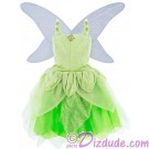 Disney Theme Park Tinker Bell Dress