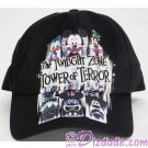 Disney Character Chair Drop Hat - Hollywood Studios Twilight Zone ~ Tower of Terror Ride © Dizdude.com