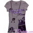 The Hollywood Tower Hotel Keys Adult T-shirt (Tee, Tshirt or T shirt) - Disney Hollywood Studios Twilight Zone ~ Tower of Terror Ride