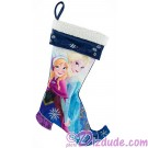 Disney Frozen Elsa & Anna Christmas Stocking © Dizdude.com