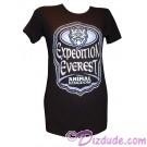 Expedition Everest Ladies T-Shirt (Tee, Tshirt or T shirt) ~ Disney Animal Kingdom