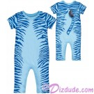 Avatar Na'vi Baby Onesie Costume - Disney Pandora – The World of Avatar (All Over Print) © Dizdude.com